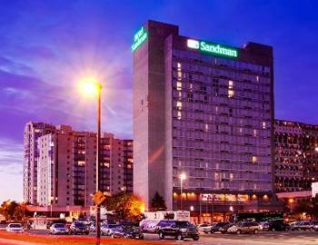 SANDMAN HOTEL MONTREAL