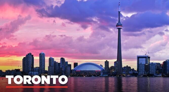 Toronto Night Life & Dining