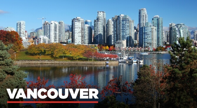 Vancouver Hotels