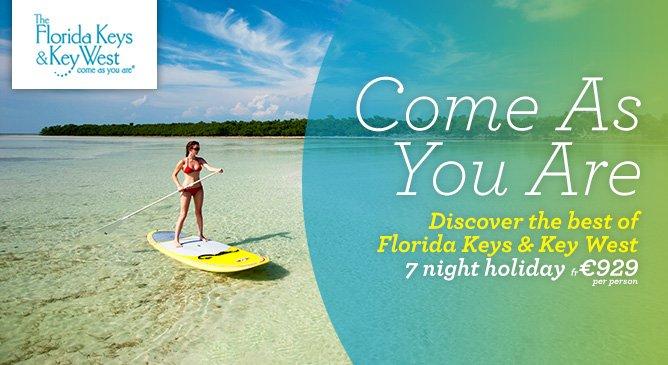 The Florida Keys and Key West Holidays