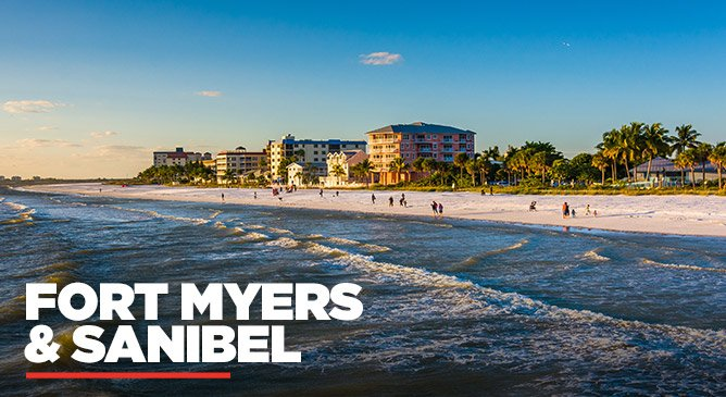 Fort Myers and Sanibel Holidays