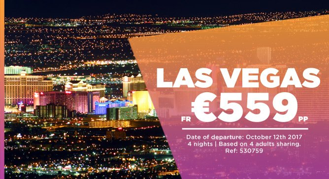 Las Vegas Holiday Deal