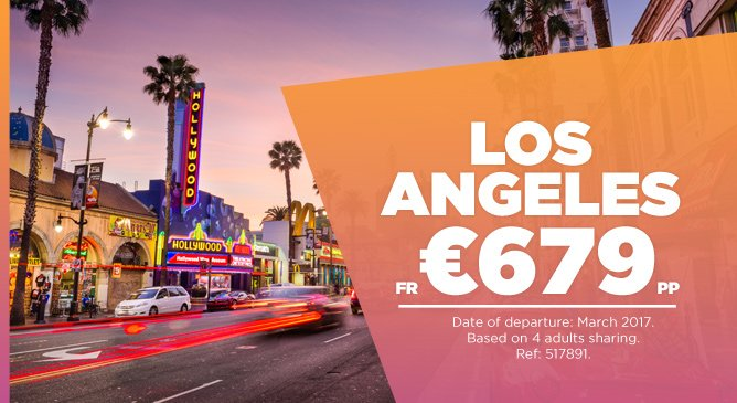 Los Angeles Deal