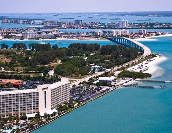 MARRIOTT SUITES ON SAND KEY | CLEARWATER