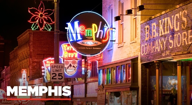 MEMPHIS NIGHT LIFE AND DINING