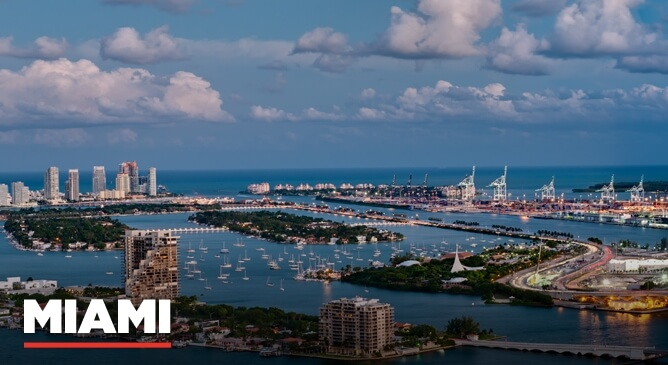 Shopping in Miami