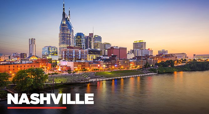 Nashville Holidays