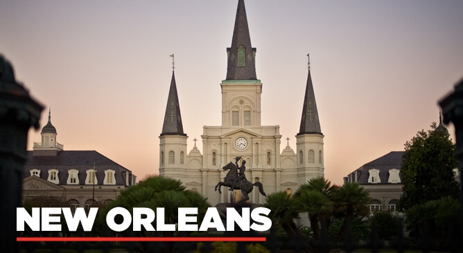 New Orleans Night Life and Dining