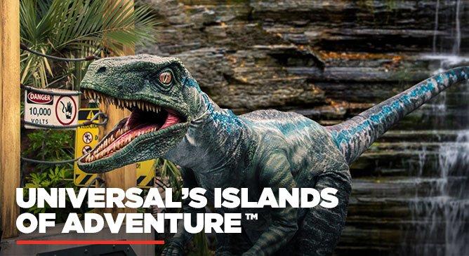 Universal's Island of Adventure