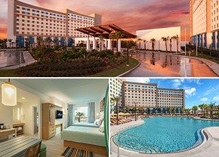 UNIVERSAL'S ENDLESS SUMMER RESORT - <br>DOCKSIDE INN AND SUITES VALUE HOTEL