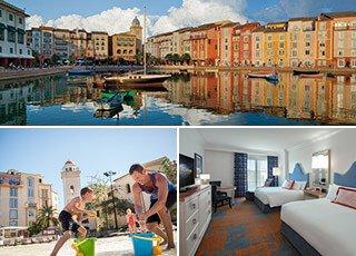 Loews Portofino Bay Hotel AT UNIVERSAL ORLANDO <br> Premier Hotel