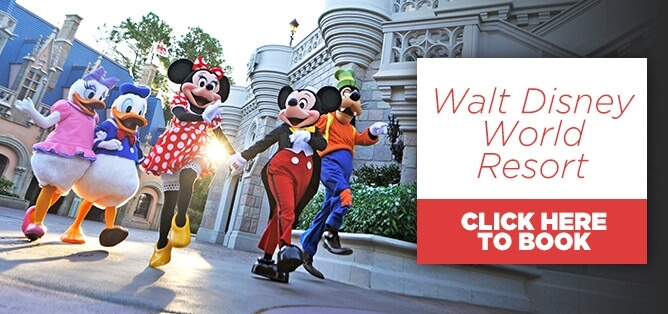 Walt Disney World Resort Attractions