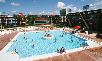 <em>DISNEY'S ALL STAR RESORTS</em>