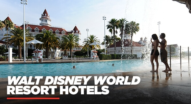 Walt Disney World Resort Hotels