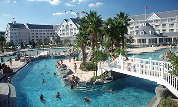 <em>Disney's Yacht Club Resort</em>