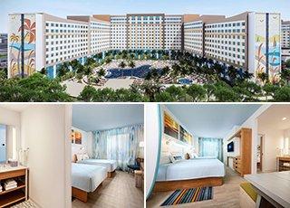 UNIVERSAL'S ENDLESS SUMMER RESORT - DOCKSIDE VALUE HOTEL