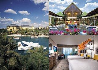 Loews Royal Pacific Resort<br>Preferred Hotel