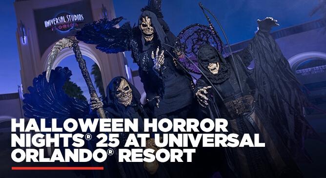 Universal Halloween Horrors