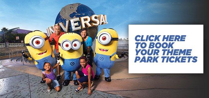 Universal Orlando Resort Book Now
