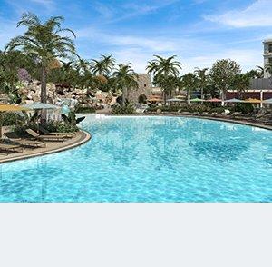 Opening Summer 2016 - Loews Sapphire Falls Resort