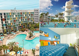 Universal's Cabana Bay Beach Resort<br>Prime Value Hotel