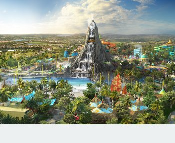 Universal's Volcano Bay<sup>™</sup> - Opening 2017