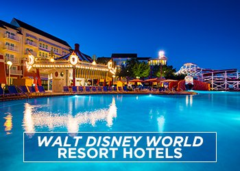 <em>Walt Disney World</em> Resort Hotels