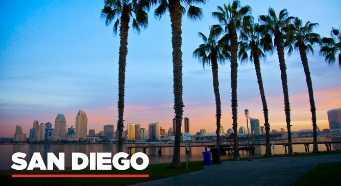 San Diego California Holidays