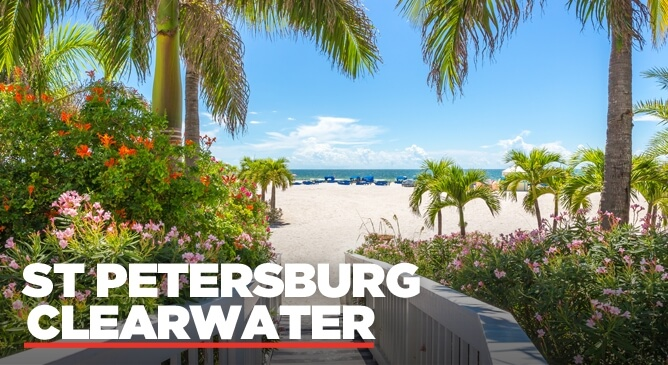 St Pete Beach / Clearwater Hotels