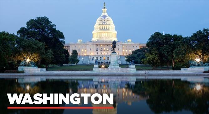 WASHINGTON D.C. HOLIDAYS
