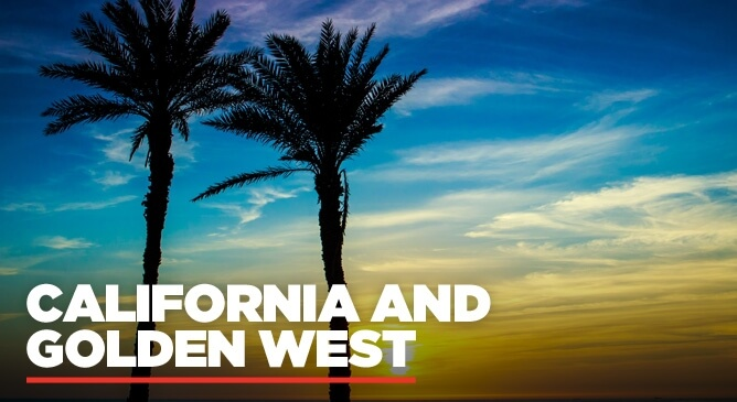 California and the Golden West Escorted Tour