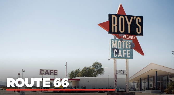 Route 66 Escorted American Tour