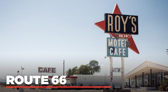 Route 66 Escorted American Tour