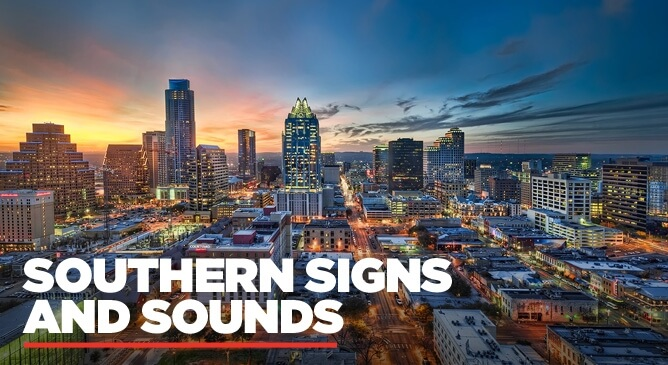 Southern Sights and Sounds Escorted Tour