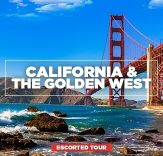 California The Golden West Holidays