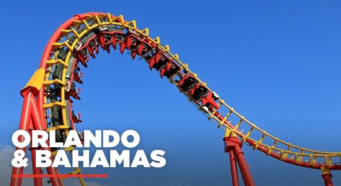 Orlando and Bahamas