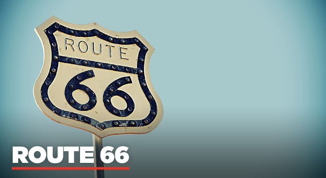 Fly Drive Route 66