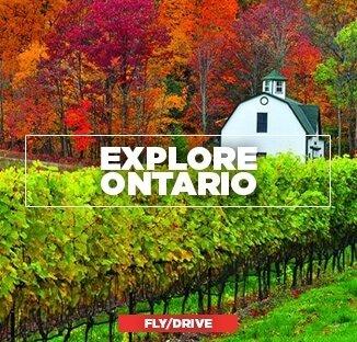 Explore Ontario Holidays