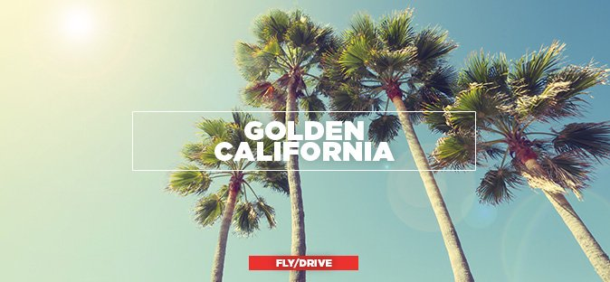 Golden California Holidays