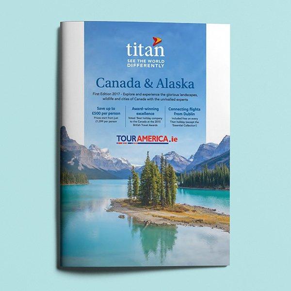 Titan Canada & Alaska Brochure