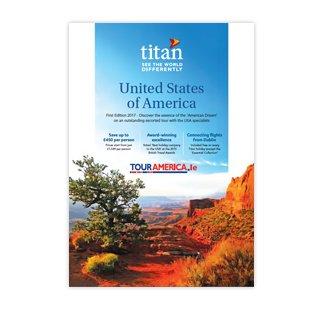 Titan USA Brochure