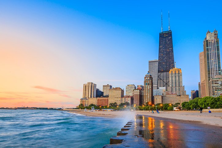 chicago-beaches