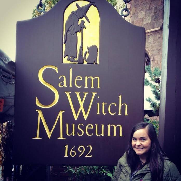 A DAY TRIP FROM BOSTON TO SALEM