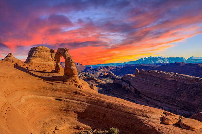 The Best National Parks in the U.S.A