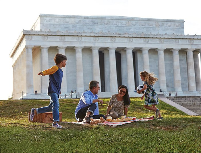 10 Family Friendly Activities in Washington DC