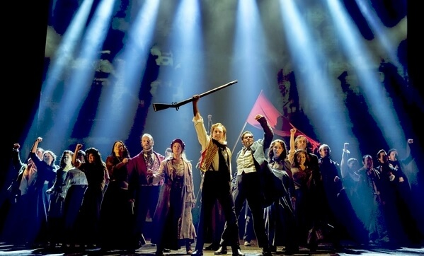 New York Broadway Shows Les Miserables