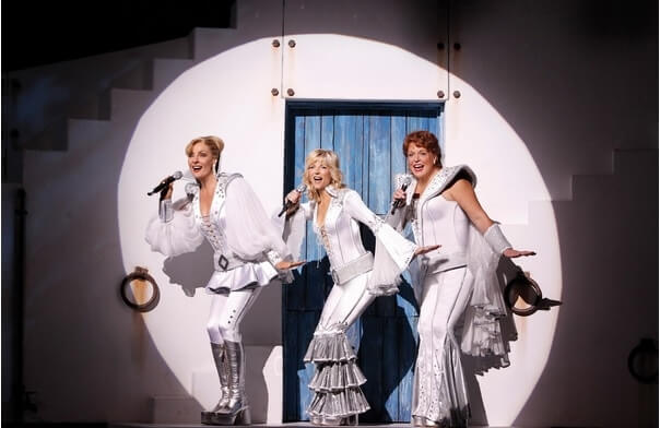 New York Broadway Shows Mamma Mia