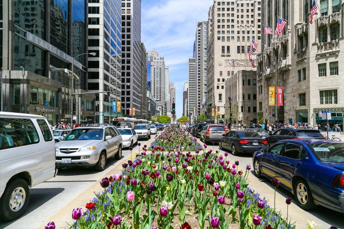 Michigan Avenue Chicago