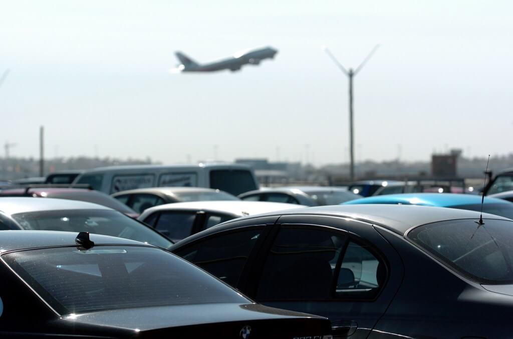 Shannon Airport Car Park
