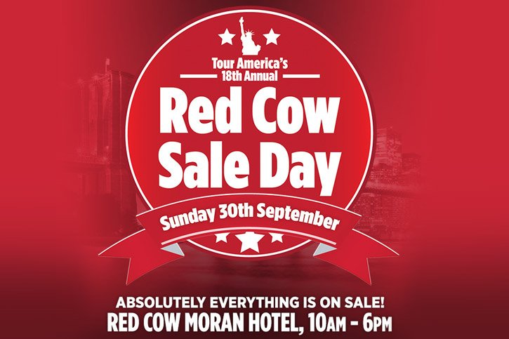 Tour America's Red Cow Sale Day - What's it all about?